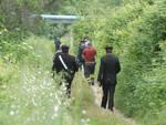 Carabinieri ricerche scomparso