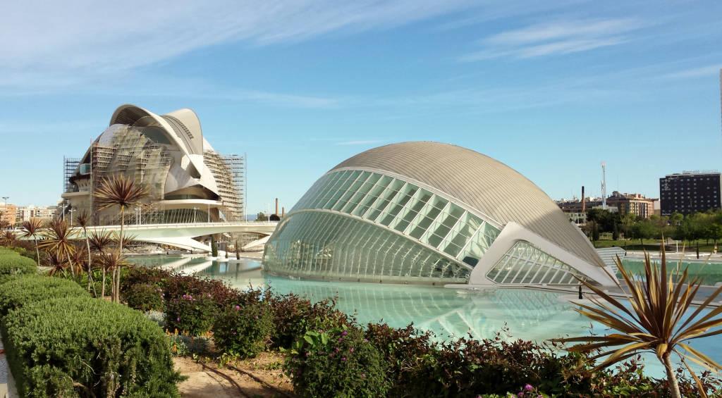 Foto Valencia e Oceanografic