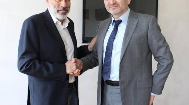 Fabio Bezzi e Michelangelo Dalla Riva