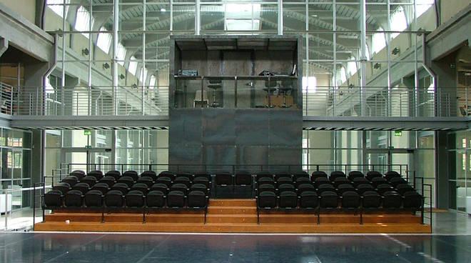 Fonderia sede della Fondazione danza
