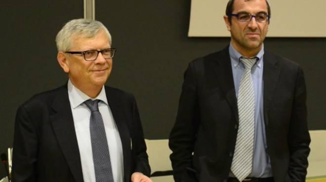 Mauro Casoli e Fabrizio Davoli