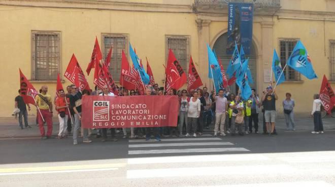 Poste: Slc-Cgil, Slp-Cisl, Failp, Confsal e Ugl, no alla privatizzazione