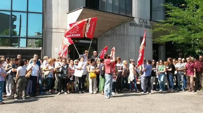 Cna sciopero