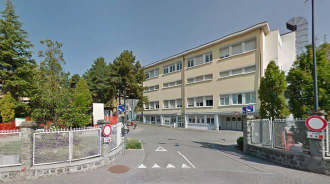 L'ospedale Sant'Anna di Castelnovo Monti
