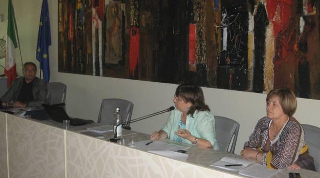 Seminario sul terzo settore: Loretta Losi e Donata Lenzi
