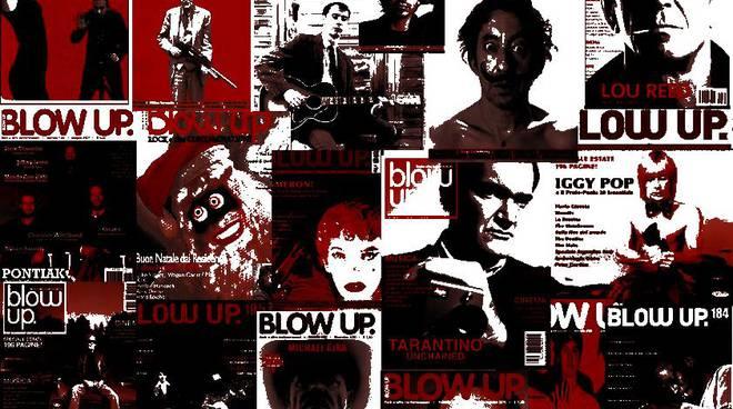 Le copertine di BlowUp