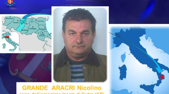 Il  ruolo di Nicolino Grande Aracri nell'operazione Scacco Matto