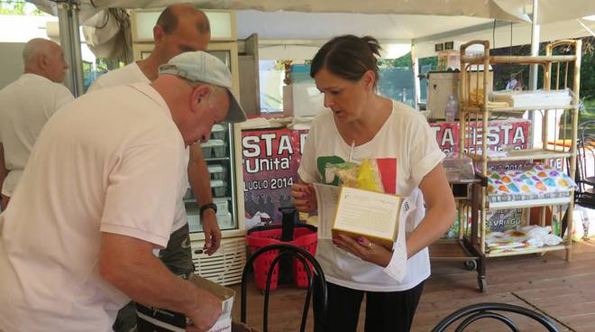 Stefania Salsi, segretario Pd Cavriago
