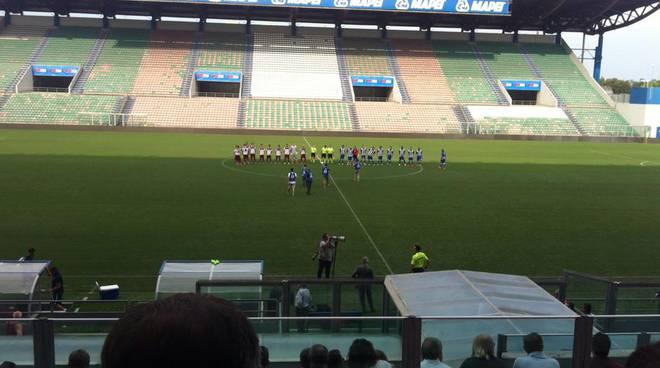 Reggiana Rovigo Tim Cup 2015