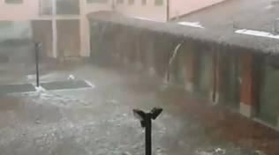 Diluvio a Fabbrico