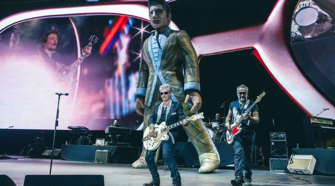 "Ligabue: ""Buon compleanno Elvis"""