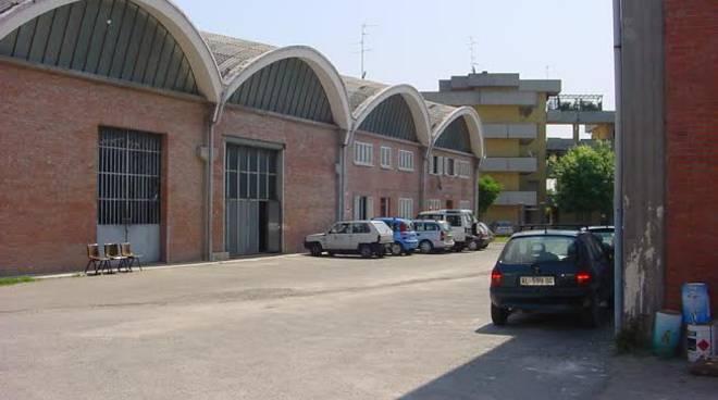 I magazzini ex Car