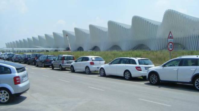 parcheggio Mediopadana