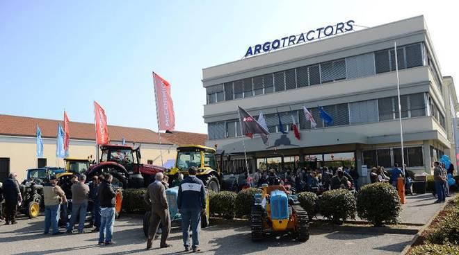 Argo tractors
