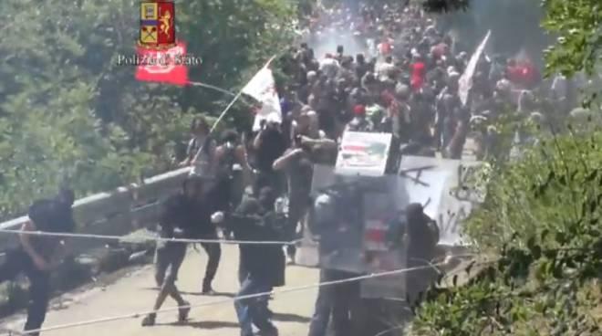 No Tav: 20 misure cautelari e 11 arresti a Chiomonte