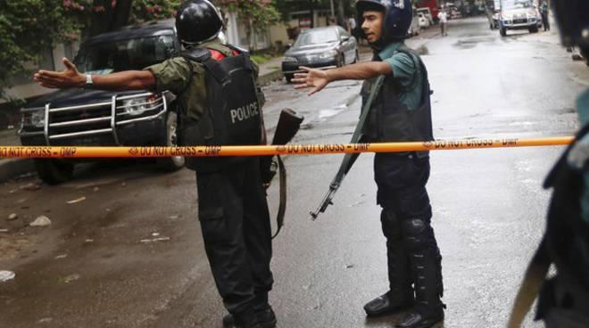 Il blitz delle forze speciali a Dacca