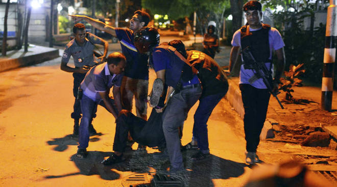 Attentato a Dacca, in serata rientrano le salme delle nove vittime italiane