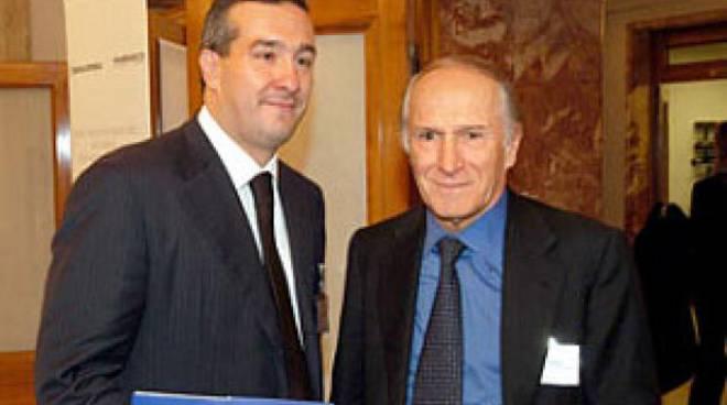 Giovanni e Walter Burani