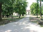 Il giardino di Palazzo Rainusso a Rubiera