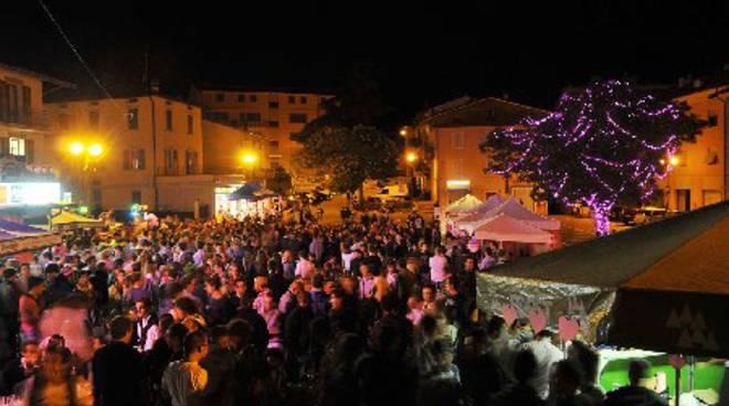 Festa in rosa a Castelnovo Monti