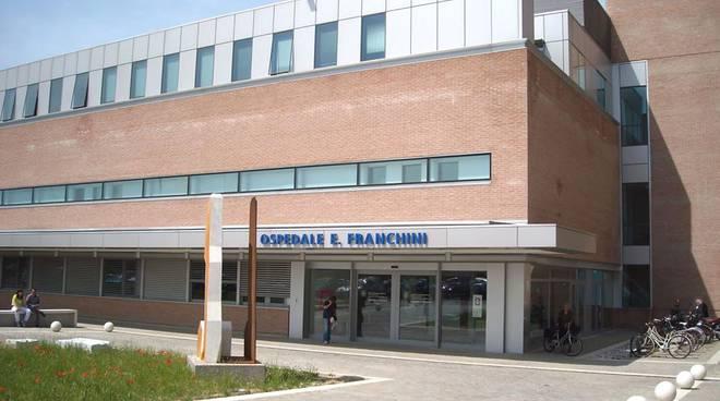 L'ospedale Franchini di Montecchio