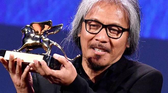 Il regista filippino Lav Diaz