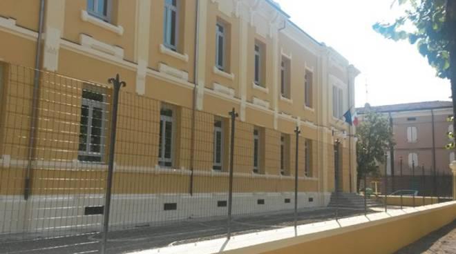 """La scuola """"De Amicis"""" di Fabbrico"""