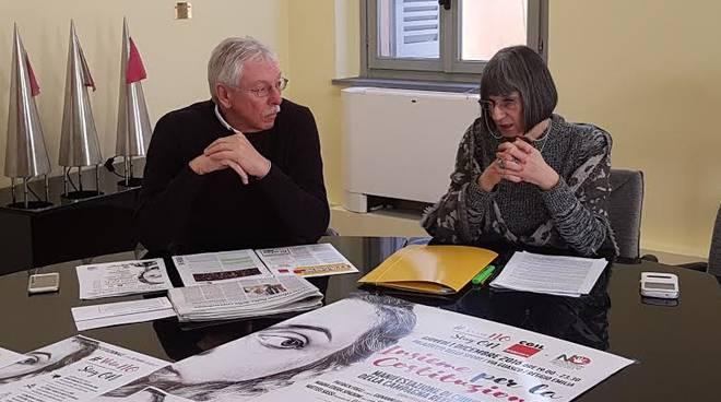 Guido Mora e Rina Zardetto