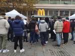 I candidati per il posto al McDonald's