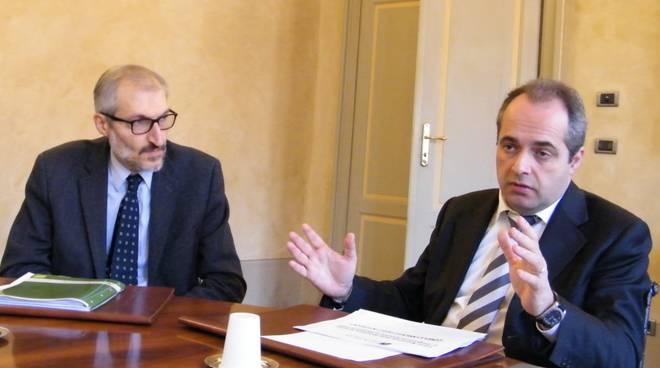 Giammaria Manghi e Valerio Bussei