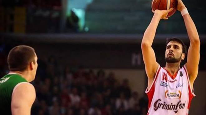 Sidigas torna a vincere Grissin Bon battuta di un punto (89-90)