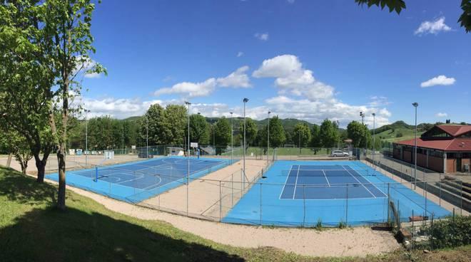 Gli impianti sportivi comunali di Carpineti