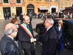 Il presidente del Senato Grasso a Reggio