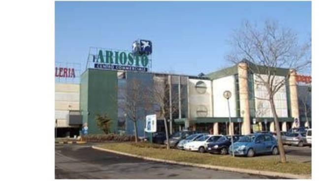 Il centro commerciale Ariosto