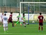 La partita della Correggese contro il Castelvetro