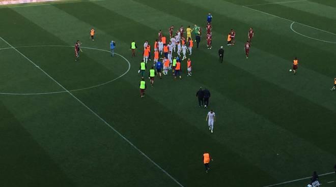Reggiana-Forlì al Mapei Stadium