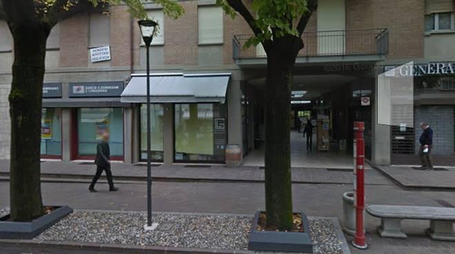 "La galleria ""Levi"" a San Polo d'Enza"