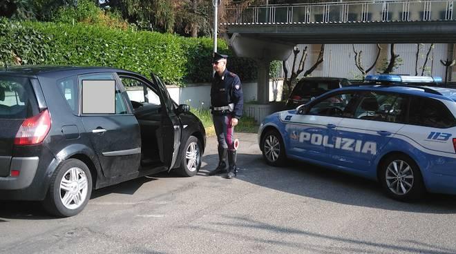 Sorpreso a guidare senza patente per la nona volta: denunciato napoletano