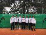 Circolo tennis Albinea: gli atleti della serie A2 maschile