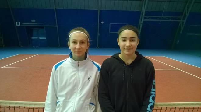 Carlotta Sezzi (CTReggio) e Alessia Delmonte (CTReggio)