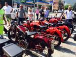 Motori d'epoca: raduno Camer a Viano