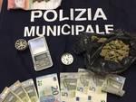 L'esito dei controlli antidroga della Polizia Municipale
