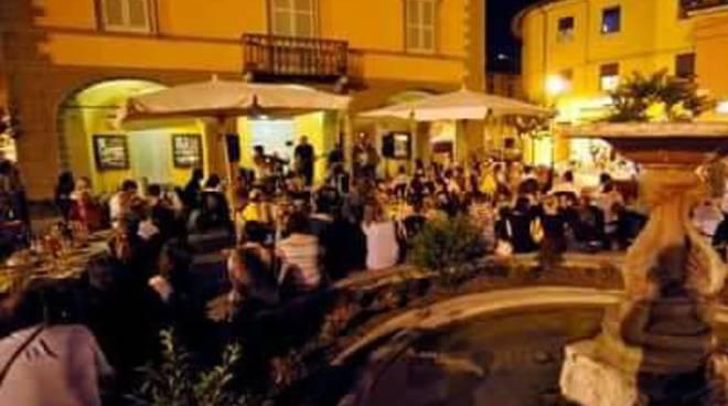 La distesa estiva della Cantina Garibaldi