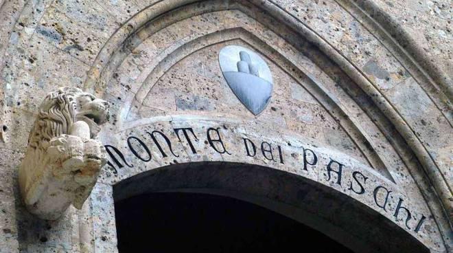 La sede storica del Monte dei Paschi di Siena
