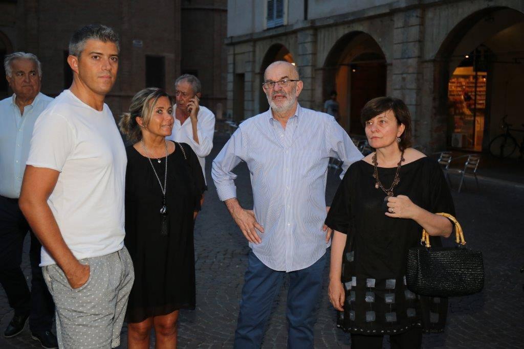Pallacanestro Reggiana, la cena degli sponsor: Villani e Sarti