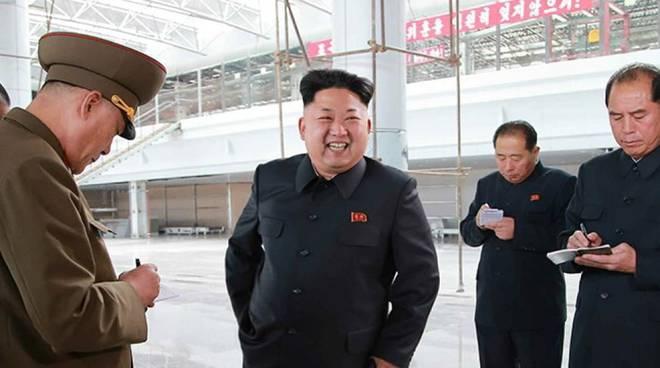 Tensione Usa-NordCorea, Kim: