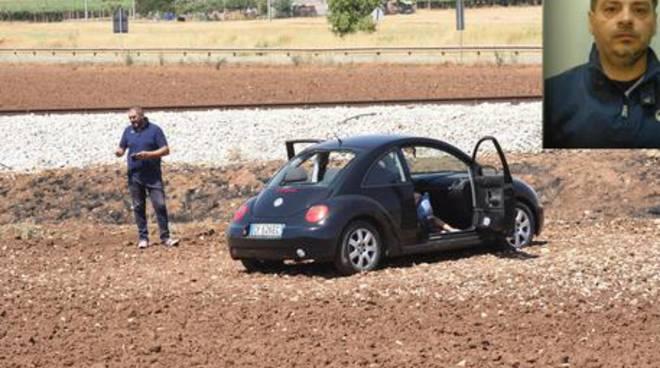 Agguato mafioso in Puglia: uccisi un boss e due innocenti