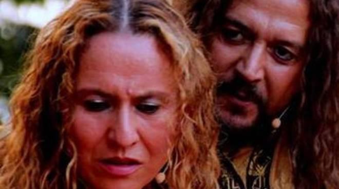 Maria Antonietta Centoducati nei panni di Matilde di Canossa