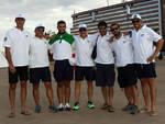 Il team italia deltaplano ai mondiali in Brasile