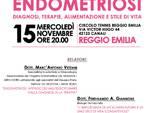 CONFERENZA PUBBLICA SULL'ENDOMETRIOSI AL CIRCOLO TENNIS DI CANALI